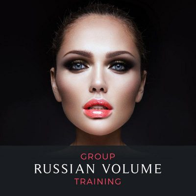 4152d9d212f Group Russian Volume Training - Lash and Brow Secrets