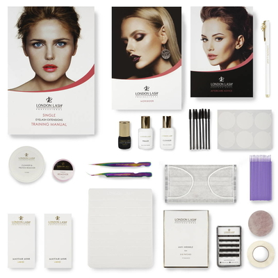All the items included in the Foundation Kit